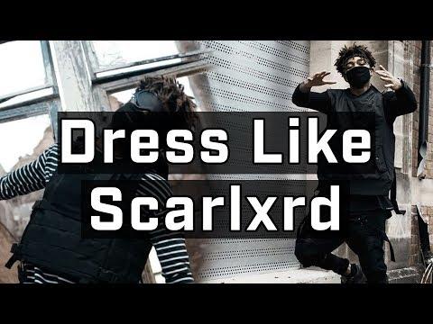 How To Dress Like SCARLXRD (Is It Techwear?)