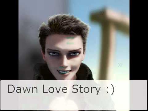 anna blue  damien dawn love story  youtube
