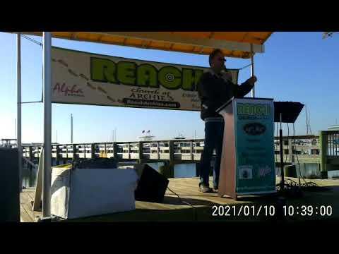 REACH Community Church Sunday Service 01-10-2021