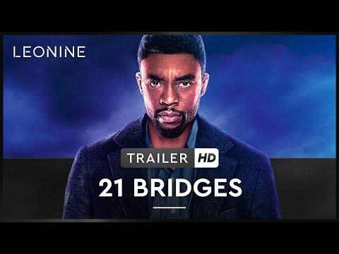 21 BRIDGES | Trailer | HD | Offiziell | Demnächst im Kino