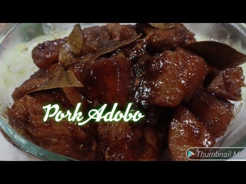 CLASSIC PORK ADOBO WITH POTATOES | PORK ADOBO WITH POTATOES