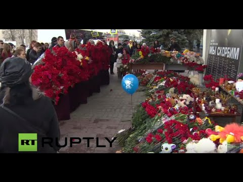 LIVE from Rostov-on-Don following deadly FlyDubai plane crash