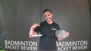 carlton iso extreme 5000 badminton racket review