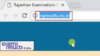 RBSE 10th Result 2020 Announced - How to check rbse board 10th result step by step