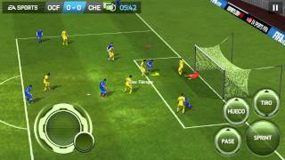 Ortopedia CF vs Chelsea   Consejos FIFA 15 Android.