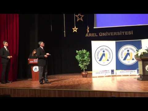"Aziz Sancar, ""Nobel Talk by Aziz Sancar"", İstanbul Arel Üniversitesi"