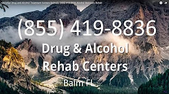 Christian Drug and Alcohol Treatment Centers Balm FL (855) 419-8836 Alcohol Recovery Rehab