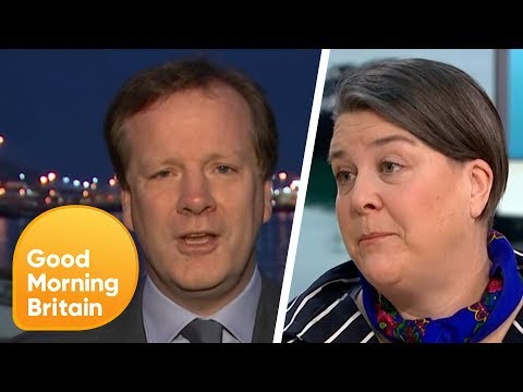 Government Under Pressure as a Increased Number of Migrants Cross the Channel | Good Morning Britain