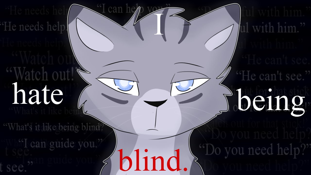 Jayfeather: I Hate Being Blind! - Analyzing Warrior Cats