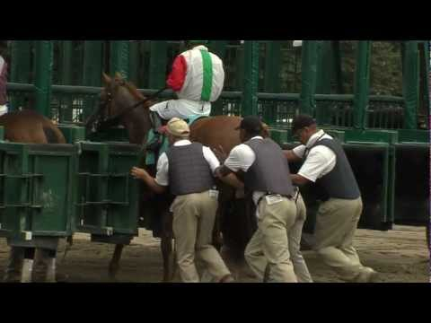 Saratoga All Access: Starting Gate Schooling and Gate Crew
