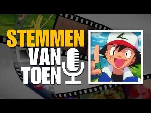 De Nederlandse stem van 'Ash' uit Pokémon.