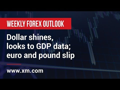 Weekly Forex Outlook: 19/04/2019 - Dollar shines, looks to GDP data; euro and pound slip