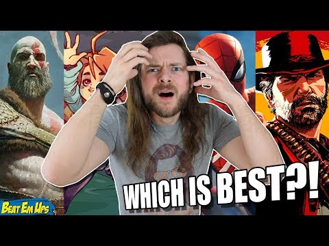 HONEST, Which Will Be Awarded GAME OF THE YEAR?!
