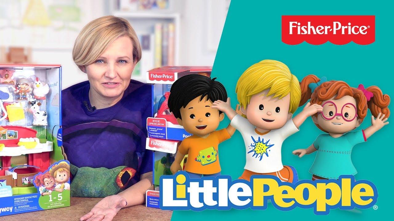 Zestawy Little People od Fisher-Price