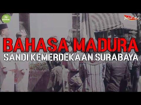 Pembacaan Proklamasi Bahasa Madura di Surabaya! Bagaimana Ceritanya?