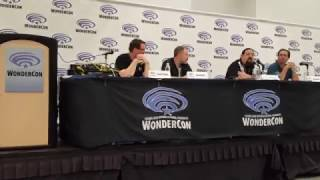 wondercon 2017 panel discussion about collectibles feat. gentle giant, DC collectibles, pcs & WB