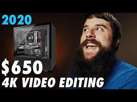 video editing computer