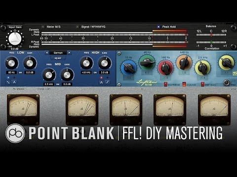 DIY Mastering: Get Loud, Bright and Balanced Tracks using Free Plugins (FFL!)