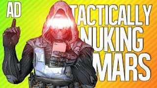 TACTICALLY NUKING MARS | Warface