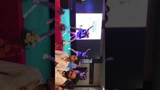Manya performance in OnTime world award 2018