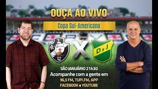 Vasco 0 x 1 Defensa y Justicia - Copa Sul-Americana - Oitavas de Final - 03/12/2020 - AO VIVO