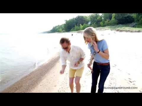 G&F TRAVEL SERIES: Beach combing with Abigail Heche