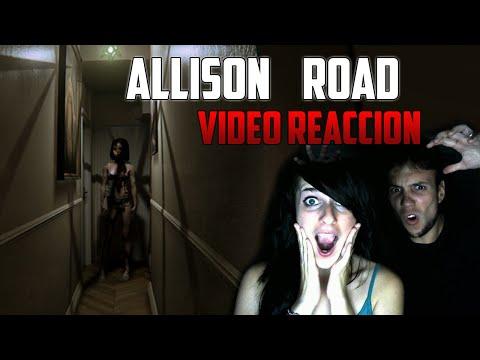 YYY VÍDEO REACCIÓN | ALLISON ROAD | EL MEJOR JUEGO DE TERROR ?!