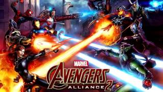 MARVEL AVENGERS ALLIANCE 2: Opening Theme