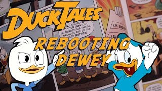 DisneyXD's Ducktales: Rebooting Dewey Duck