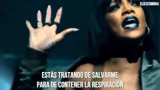 Repeat youtube video Eminem - The Monster (Explicit) ft. Rihanna [ video Subtitulada en Español/ Traducida al español]