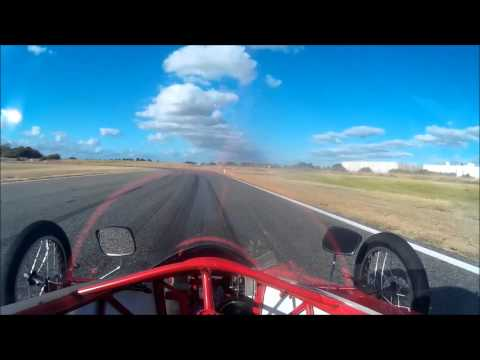 Coulomb Motorsport Quark on Track - Flying Lap
