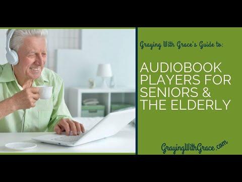 Audiobook Player For Seniors