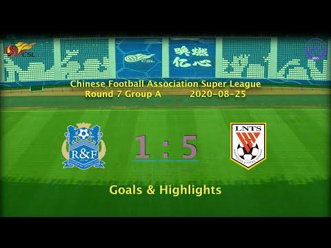 Guangzhou R&F Shandong Luneng Goals And Highlights