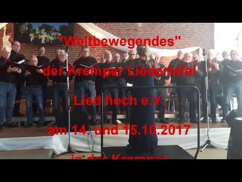 Der Kremper Männerchor mit