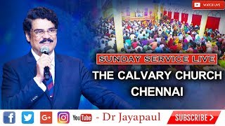 Telugu Worship | The Calvary Church- Chennai | 13-01-2019 | Dr Jayapaul