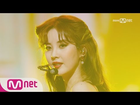 [SEOHYUN - Don't say no] KPOP TV Show | M COUNTDOWN 170126 EP.508