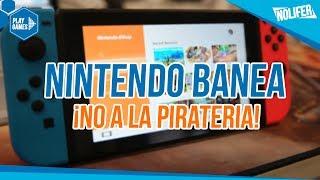 Nintendo Banea en Switch a todos los que piratearon la consola ¡JUSTICIA!