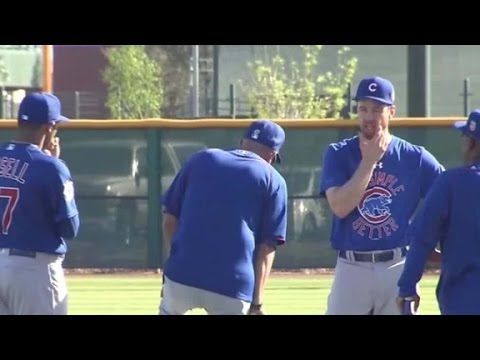 Chicago Cubs look to end historic drought