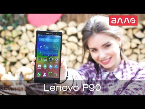 Видео-обзор смартфона Lenovo P90