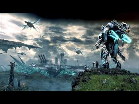 Xenoblade Chronicles X OST - 46-:ri9 (Shiro no Tairiku) - Night - Extended