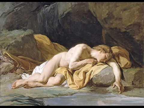 Narciso nelle Metamorfosi di Ovidio