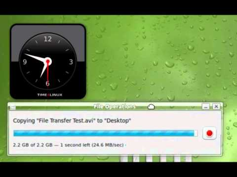 Does Linux Transfer Files Faster Than Windows?