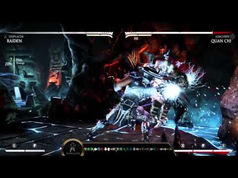 Mortal Kombat X: Kombat Klass - Raiden
