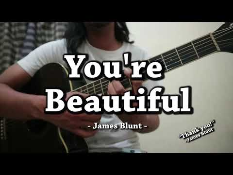 You're Beautiful - James Blunt (CHORD)