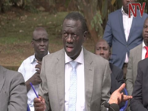 Besigye to establish people's government networks countrywide