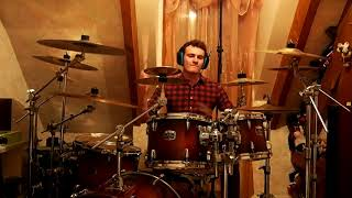The Chainsmokers & Coldplay - Something Just Like This (Drum/Guitar Cover By Gauthier GO Drummer)
