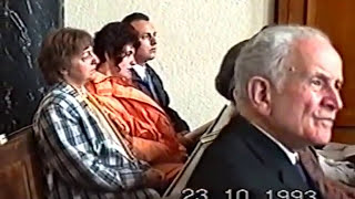 Pozsonyi-út Berkesi Gábor Beiktatása 1993.10.23.