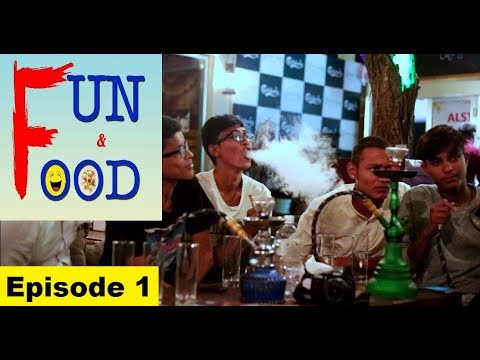 Fun & Food || Episode 1|| Lime & Lemon Lounge Cafe || LNL