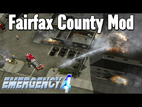 Emergency 4 Fairfax County Mod #3 Civilians amazed by fire!
