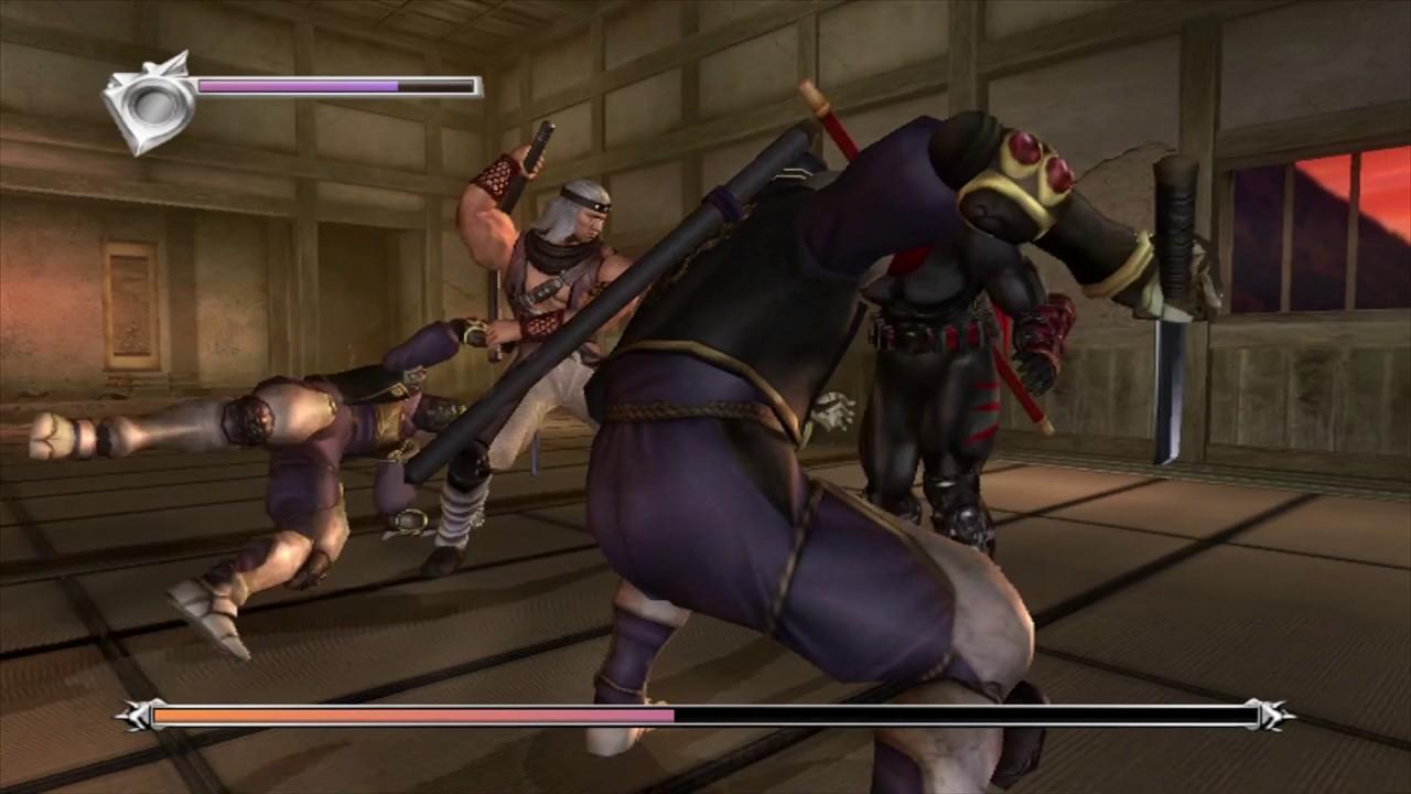 Ninja Gaiden Black Murai Boss Fight Very Hard Mode Youtube